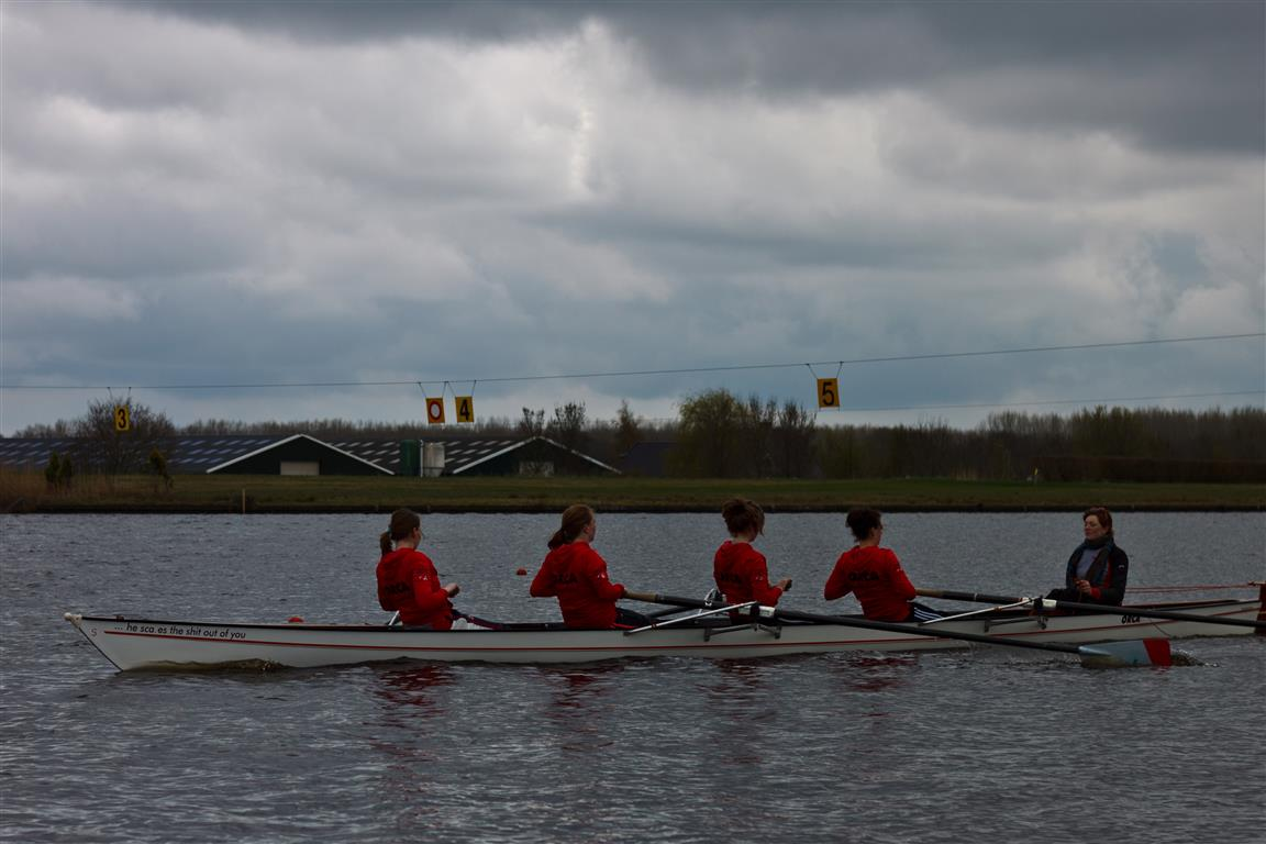 Roeiplan SRG :  Er gaat niks boven Groningen