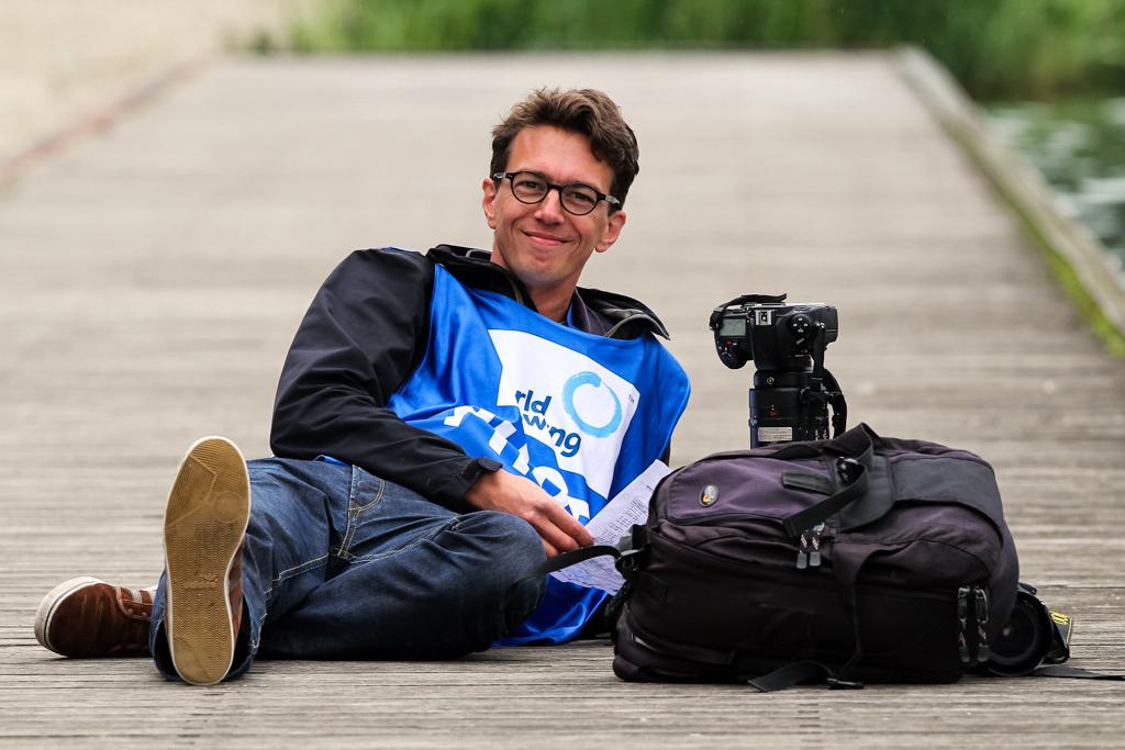 Interview met roeifotograaf Merijn Soeters
