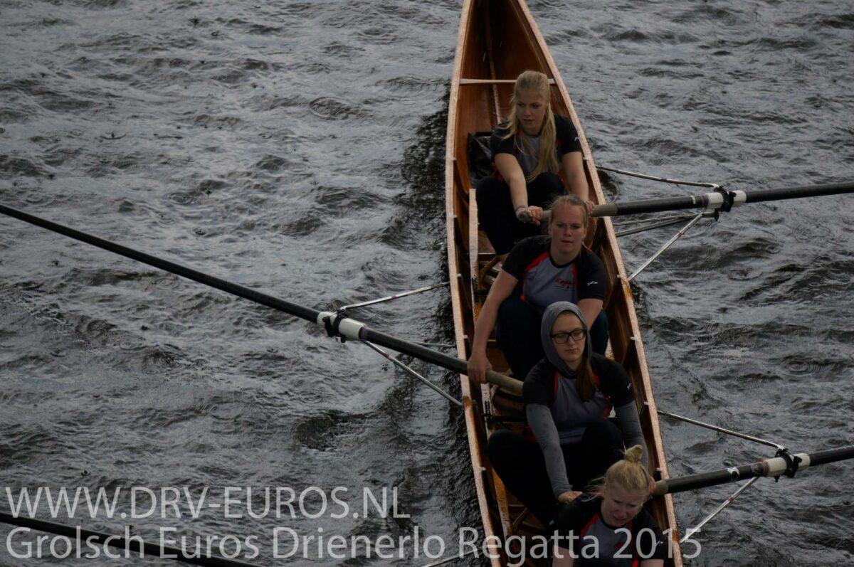 Grolsch Euros Drienerlo Regatta o.d.z. Waarom één keer doodgaan als het twee keer kan?