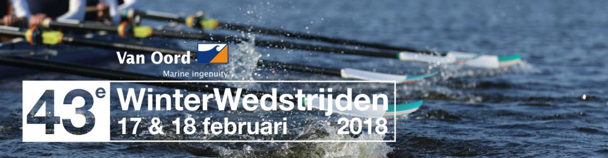 Voorbeschouwing – 43e Van Oord Winterwedstrijden