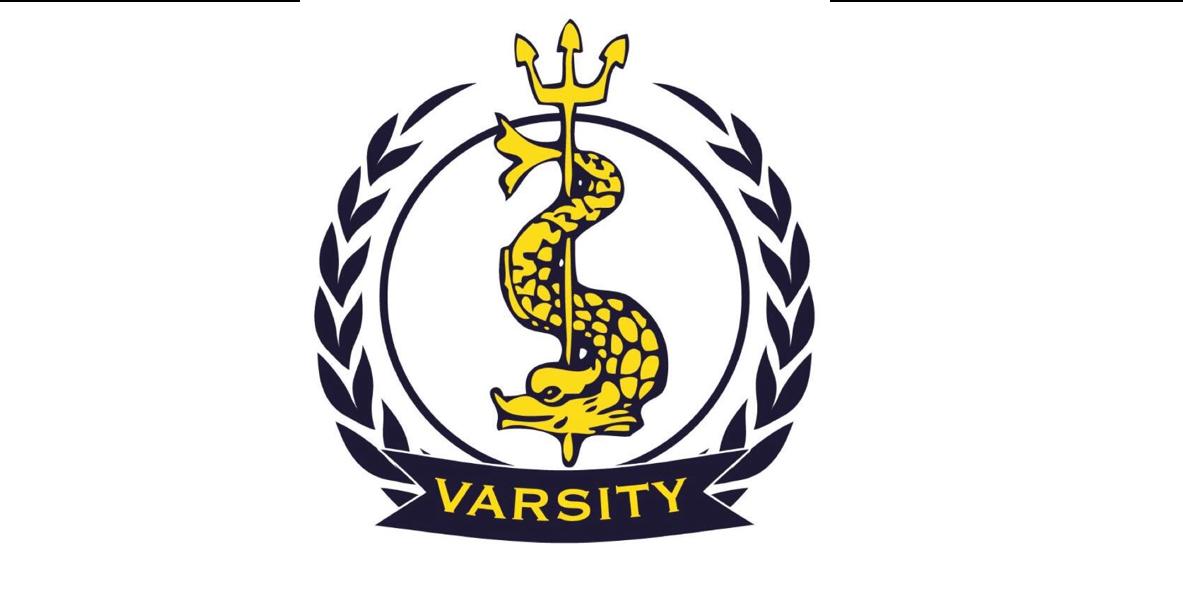 Voorbeschouwing – Varsity 2019
